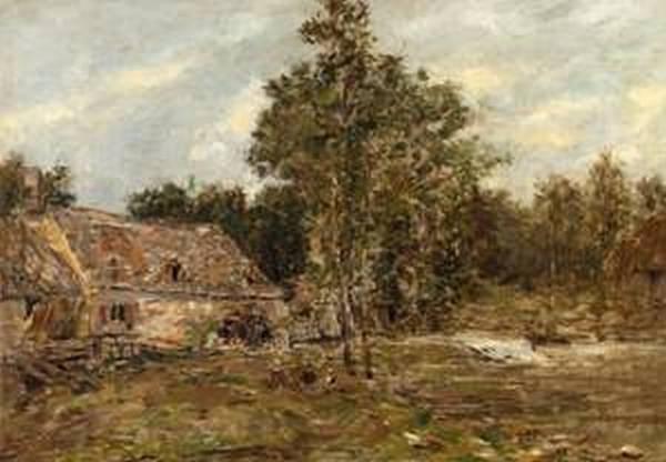 The Mill Saint Cenery 1890 1892